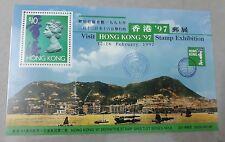 Hong Kong Miniature Sheet MINT MNH Lot 04
