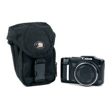 Canon PowerShot SX160 IS 16.0MP Digital Camera - Black With Case