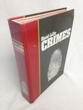 REAL-LIFE CRIMES Magazine Issues #16-30 in In Binder, Manson, Boston Strangler..