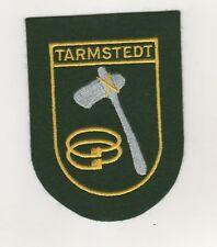 Écusson Patchs Insigne Armoiries Tarmstedt District Rouge ( Wümme )