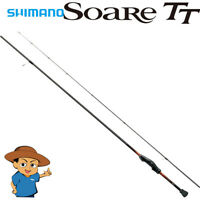 Shimano SOARE TT S76UL-S Ultra Light fishing spinning rod 2020 model