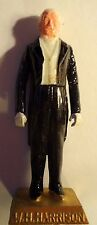 # 9 President W.H. HARRISON 1960's Marx Painted Toy Figure