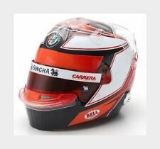 Bell Helmet F1 Casco C38 Ferrari Team Alfa Romeo 2019 Raikkonen SPARK 1:5 5HF022