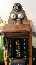 JYDSK  TELEFON AKTIESELSKAB DANISH WALL TELEPHONE 1900s