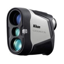 NEW Nikon 2021 Coolshot 50i Golf Laser Rangefinder Slope OLED Stick It Magnet