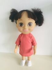 "Disney Babbling Boo Doll Talking 12"" Monsters Inc Interactive"