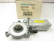 Siemens Vdo WL42015 FRONT LEFT Power Window Motor 84-01 GM Chevy TRUCK 16628209