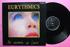 Vinyl 12* MAXI 45T / EURYTHMICS - THE MIRACLE OF LOVE / 1986 / PT41022 / EX
