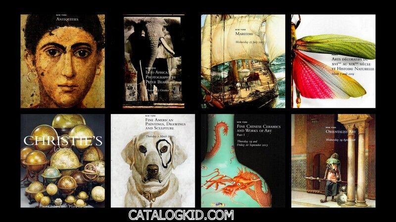 The Catalog Kid Auction Catalogs