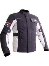 Arlen Ness Giacca Moto idrorepellente con protezioni NJ 8958 AN Nero taglia 52