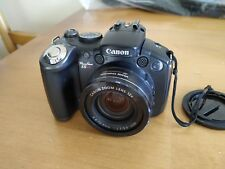 Canon PowerShot S5 IS 8.0MP Digital Camera Made in Japan