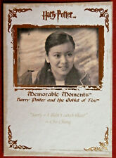 HARRY POTTER - MEMORABLE MOMENTS #1 - Card #63 - SORRY I DIDN'T CATCH THAT?