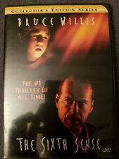 The Sixth Sense (Dvd, 2000, Collectors Series)Condition Like New