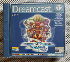 Phantasy Star Online Ver. 2 - Sega Dreamcast Spiel