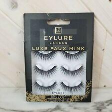 Eylure London Luxe Faux Mink Opulent Faux Lashes