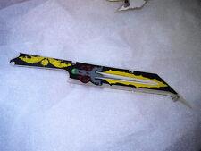 FLIPPER Cavaliere Nero Plastica 5 ORIGINALE Williams