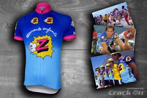 Retro Z-Vetements Cycling Team Jersey - 80's Z-Peugeot Team Jersey