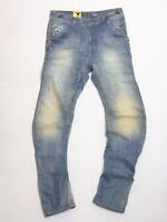 G-Star Raw 50223 ARC 3D Loose Tapered W32 L34 RRP £99 Blue Memphis Denim Jeans