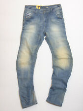 G-Star Raw 50223 ARC 3D Loose Tapered W32 L34 RRP £99 Blue Memphis Denim Jeans