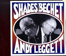 Andy Leggett / Shades Of Bechet - Signed - Autographed