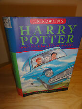 1998-HARRY POTTER AND THE CHAMBER OF SECRETS,1st Edit./31st Print, Bloomsbury