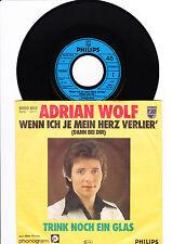 Adrian Wolf - Wenn ich je mein Herz verlier