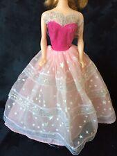 Barbie 1985 Dream Glow Dress
