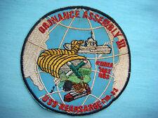 KOREA WAR PATCH USS KEARSARGE CVA-33 ORDNANCE ASSEMBLY III