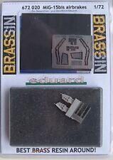 Eduard Brassin 1/72 edb672020 resina mig-15bis Aerofreni per il kit Eduard