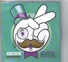 Gers Pardoel-Morgen Ben ik Rijk Promo cd single