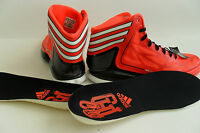 NEW~Adidas ADIZERO CRAZY LIGHT 2 CHI CITY Basketball Shoe ghost Rose~Men sz 12.5