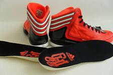 NEW~Adidas ADIZERO CRAZY LIGHT 2 CHI CITY Basketball Shoes ghost Rose~Mens sz 9~