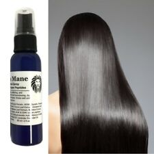 Copper Keratin Hair Spray on Treatment ModelSupplies Model's Mane Smooth Shiny