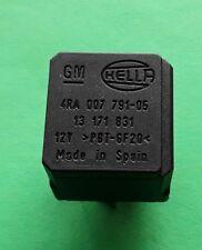 Universalrelais für diverse Opel Modelle, 4RA 007791-05 , 13171831 Hella, GM