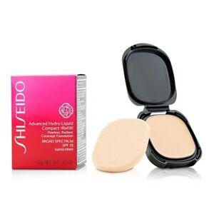 Shiseido Advanced Hydro Liquid Compact Foundation - I20 Natural Light Ivory 12g