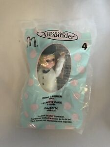 2003 MCDONALDS HAPPY MEAL Madame Alexander Ring Carrier Doll #4