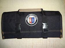 """BMW ALPINA Logo/NEW ALL BLACK"""" !!!! Tool Roll"""