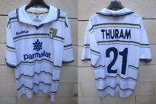 Maillot PARME PARMA 1999 THURAM n°21 maglia LOTTO Calcio jersey shirt vintage L