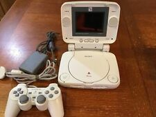 New listing Psone System w/ Interact Mobile Monitor Lcd Screen w/ Controller & Power Supply