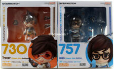 OVERWATCH Set Nendoroid #757 Mei & #730 Tracer Classic Skin Edition AUTHENTIC