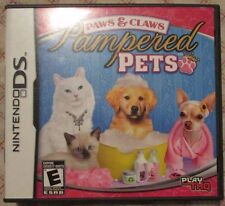 Nintendo DS Paws & Claws : Tempered Pets (Manual, box and game)