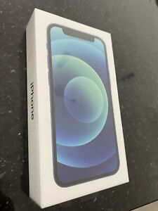 New Apple iPhone 12 mini - 128GB - Blue (T-Mobile) Unopened Box