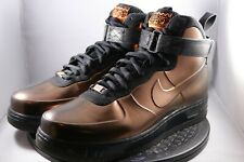 Nike Air Force 1 High Foamposite Bhm Qs'Black History Month'