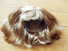 "18"" Doll Wig 10-11"" Golden w/ Bangs"