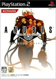 ZONE OF THE ENDERS ANUBIS SPECIAL EDITION PS2 NTSC-JPN OCCASION