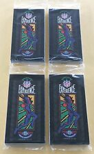 Lot Of 4 1992 NFL Experience Super Bowl 28 Football Card Factory Sealed Sets