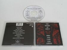 The Sisters Of Mercy / First And Last Always (Merciful 9031-77379-2) CD Album