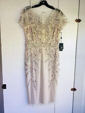 Ivory cocktail dress size 8