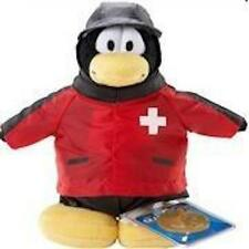 Disney * Club Penguin RESCUE SQUAD * Series 2 with Unused Gold Coin & Code *BNWT