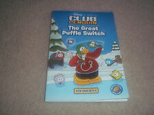 The Great Puffle Switch (Disney Club Penguin), Tracey West, Good Book